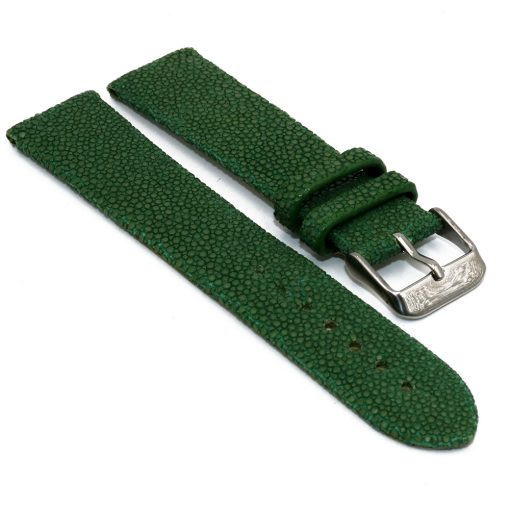 bracelet montre galuchat sapin 1 1