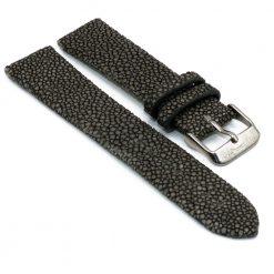 bracelet montre galuchat steel 1 1