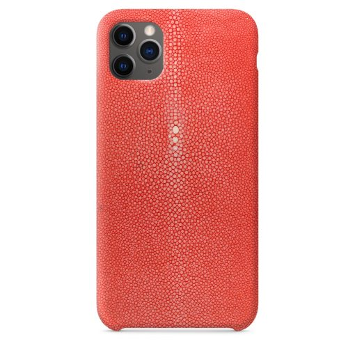 iPhone 11 pro rouge