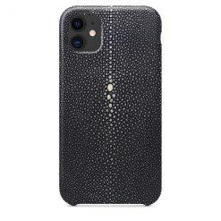 iphone 11 galuchat noir