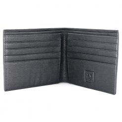 portefeuille galuchat mdg noir mat 3