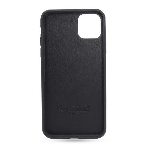 Coque iphone 11 silicone galuchat signature mdg