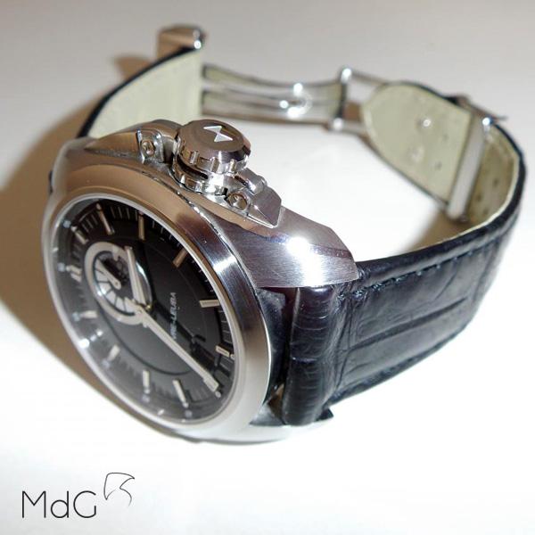 favre leuba bracelet alligator