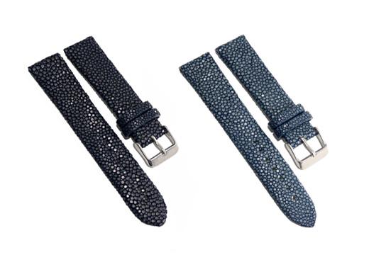 Bracelets de montre en galuchat mdg