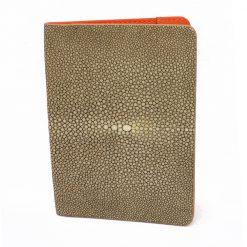 porte passeport cartes sable tangerine 1
