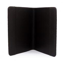 porte passeport galuchat couleur chocolat 2